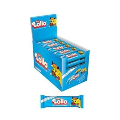 Chocolate Lollo c/30und 840gr Nestle