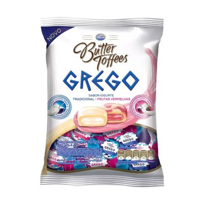 BALA BUTTER TOFFES GREGO 130G ARCOR