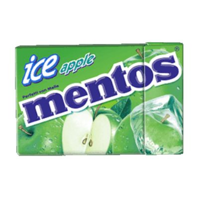 DROPS MENTOS ICE APPLE 32,1G PERFETTI