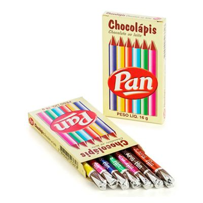 Chocolápis Un Pan