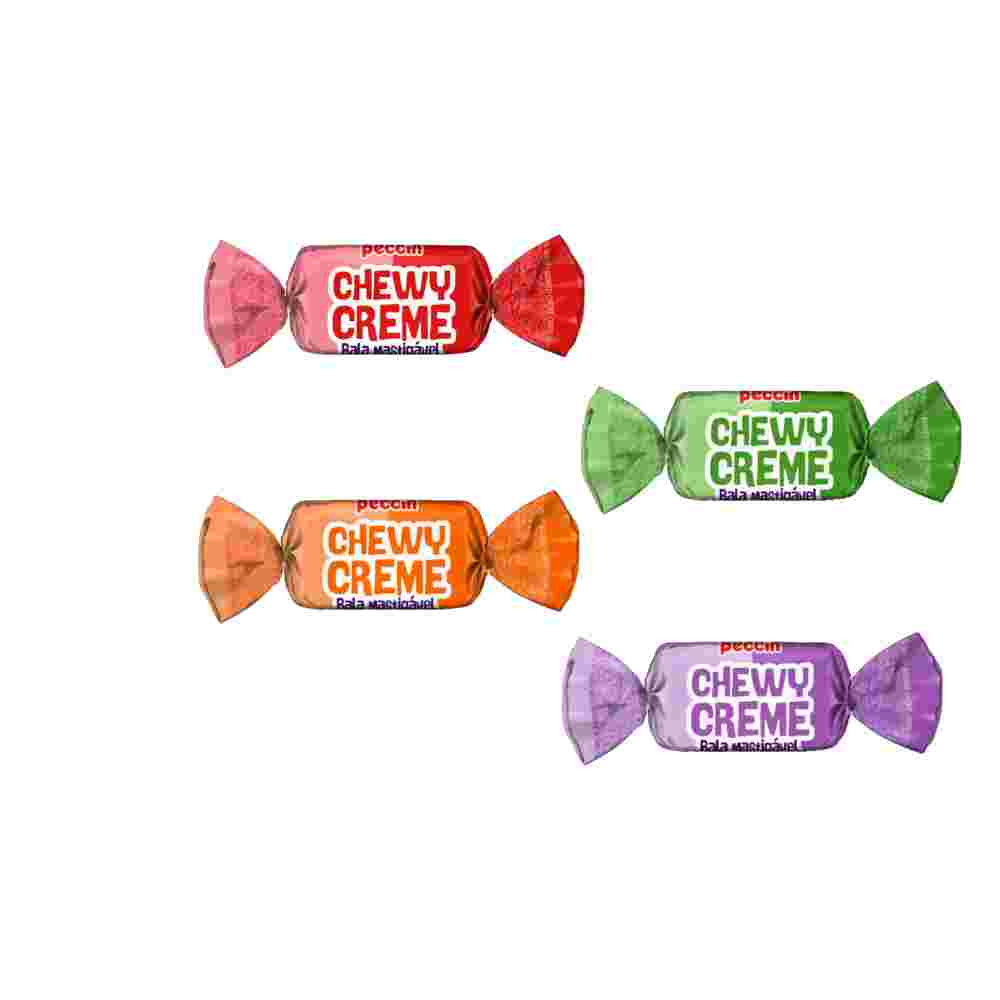 Chewy Creme 600g Peccin