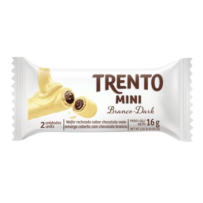 Trento Mini Branco Dark Un Peccin