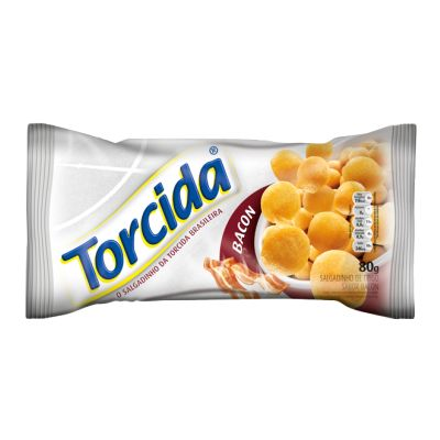 Torcida Bacon 500g Lucky