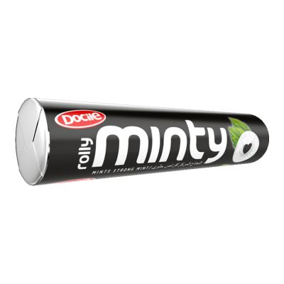 Pastilha Rolly Minty Extra Forte 29g