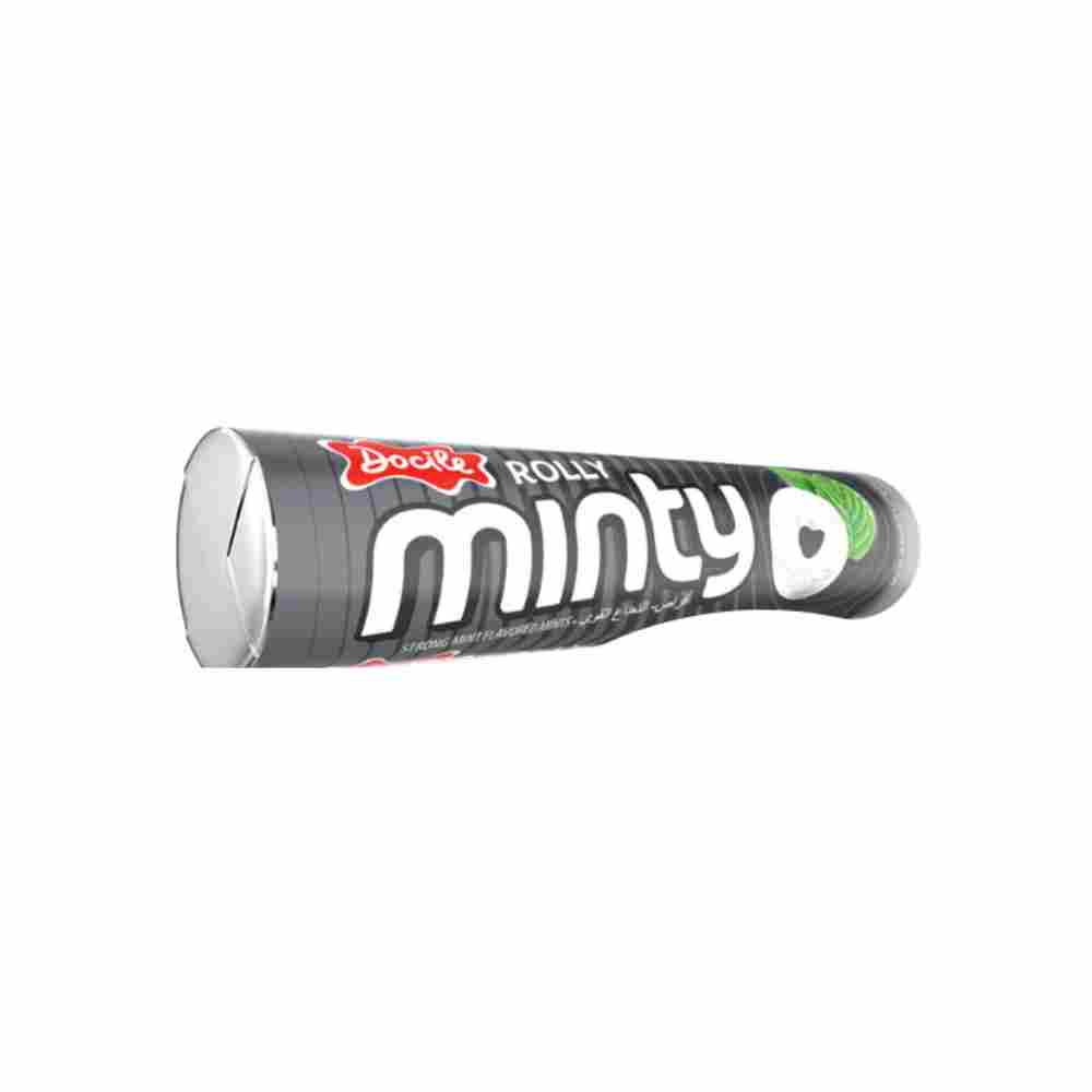 Past Rolly Minty Extra Forte 464g Docile