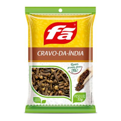 Cravo da India Fã Junco - 15gr
