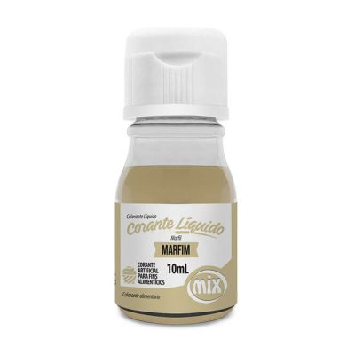 Corante Liq Marfim  10ml Mix