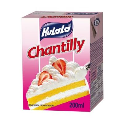 Chantilly 200ml Hulala