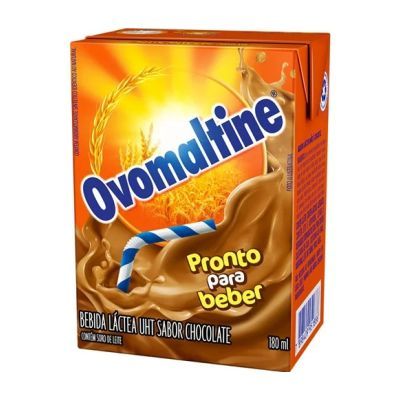 Bebida Lactea 180ml Ovomaltine