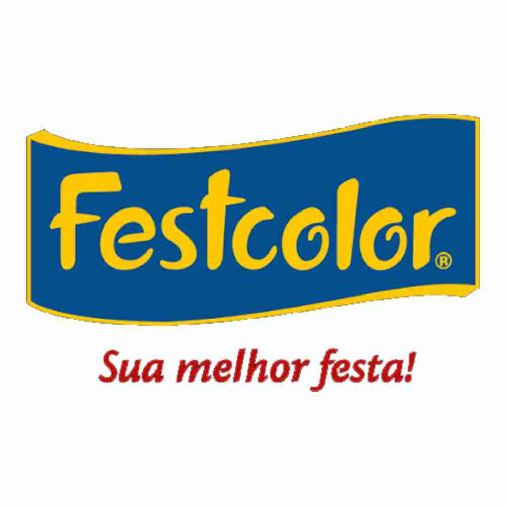 DECORACAO DE MESA NOW UNITED C/4PCS FESTCOLOR