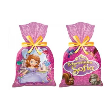 SACOLA  SOFIA THE FIRST C/8 REGINA