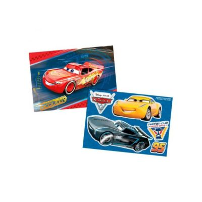 KIT DECORATIVO  CARS 3 REGINA