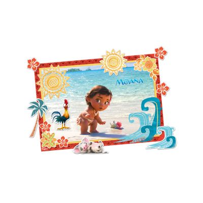 KIT DECORATIVO MOANA BABY REGINA