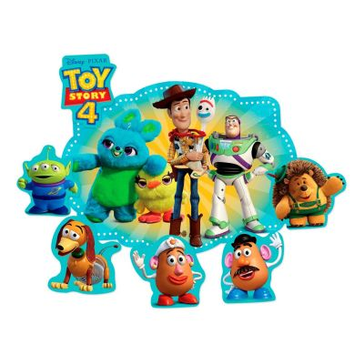 Kit decorativo R671 Toy Story 4 Regina